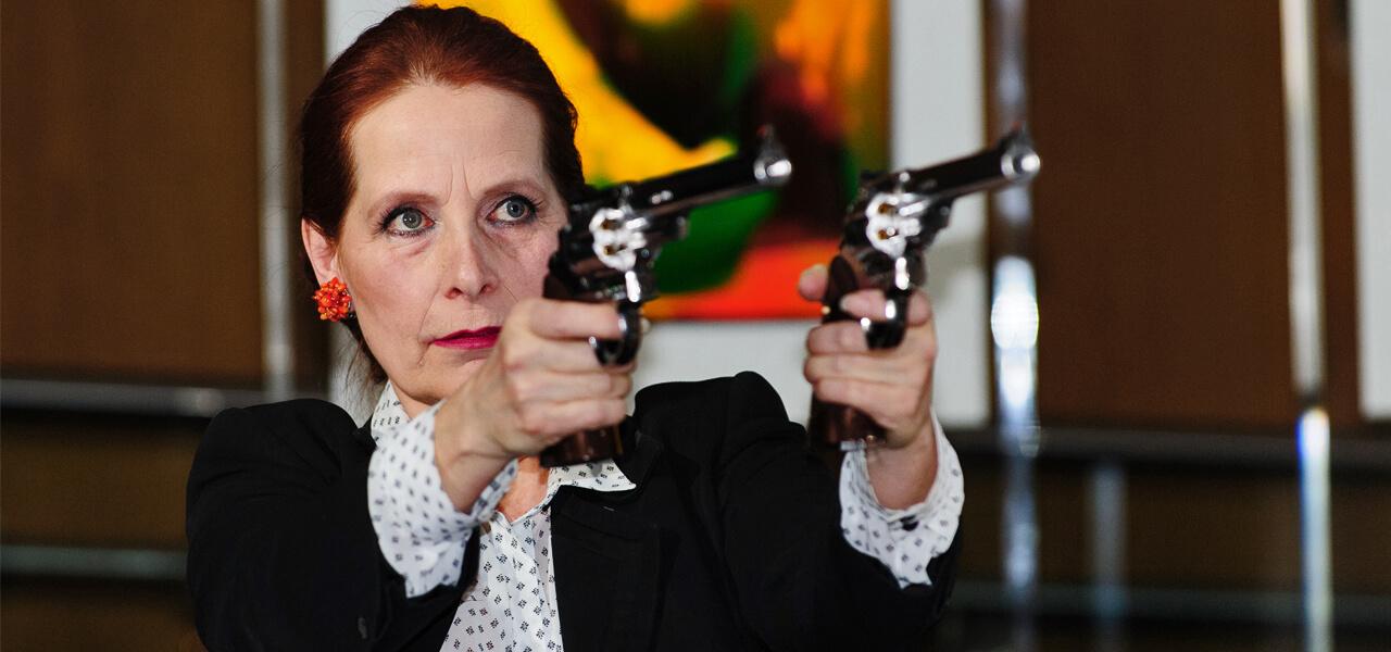 Annette Kreft Darstellerin in Warum Siegfried Teitelbaum sterben musste