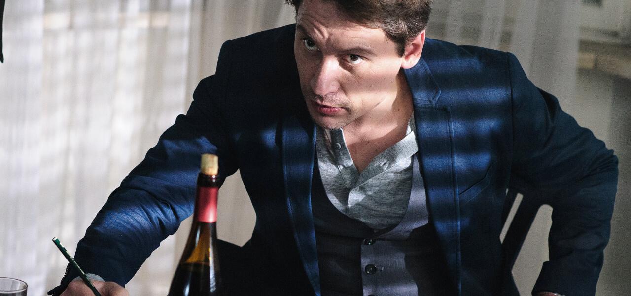 Maik van Eppel als Stefan in Siegfried Teitelbaum Film