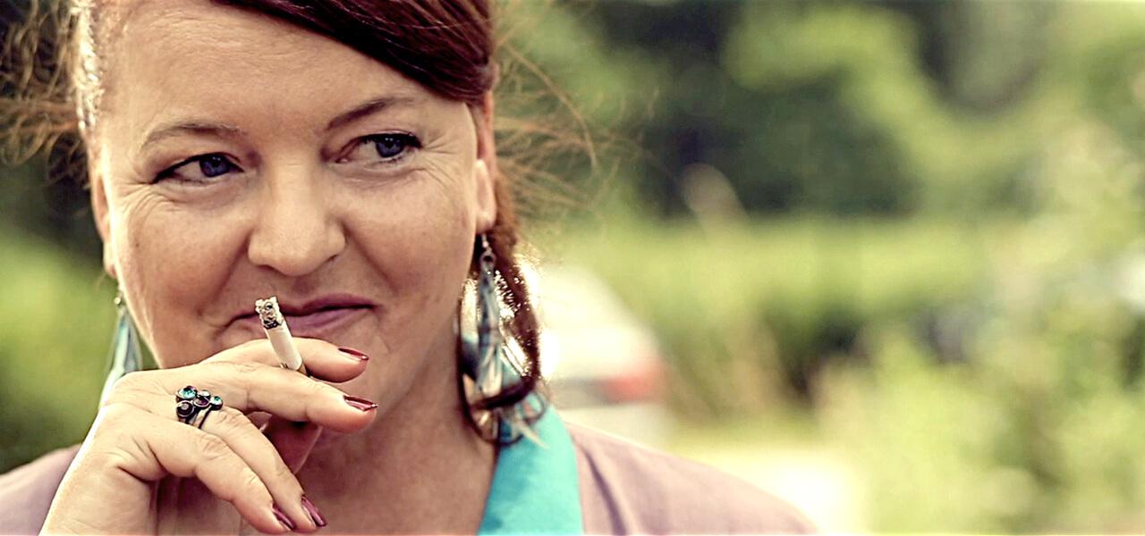 Schauspielerin Carla Steinwender in Siegfried Teitelbaum